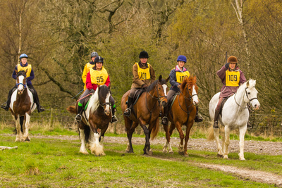 Marimages photography EGB equestrian horse pleasure ride event Rothwell Leeds West Riding Endurance group