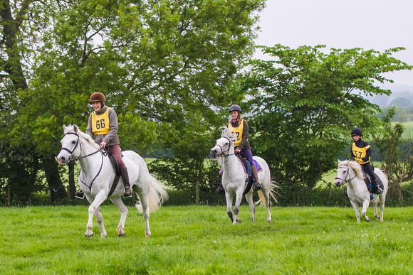 Marimages photography EGB equestrian pleasure horse ride event at Waskerley, Teeside.