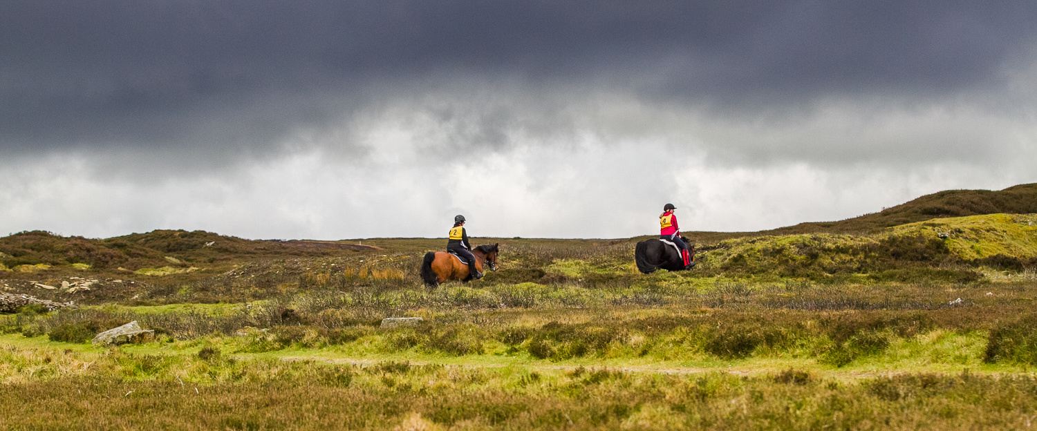 Marimages photography EGB equestrian horse event pleasure ride at Waskerley