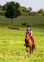 Aram Grange Pony Club Ride 29th August 2016
