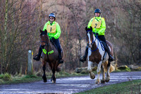 Tanfield Ride 5th March 2017